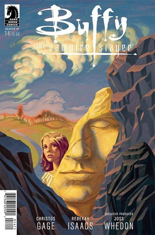 Cover of Buffy the Vampire Slayer: Season 10 #14. One of 250,000 Vintage American Comics on sale from Krypton!