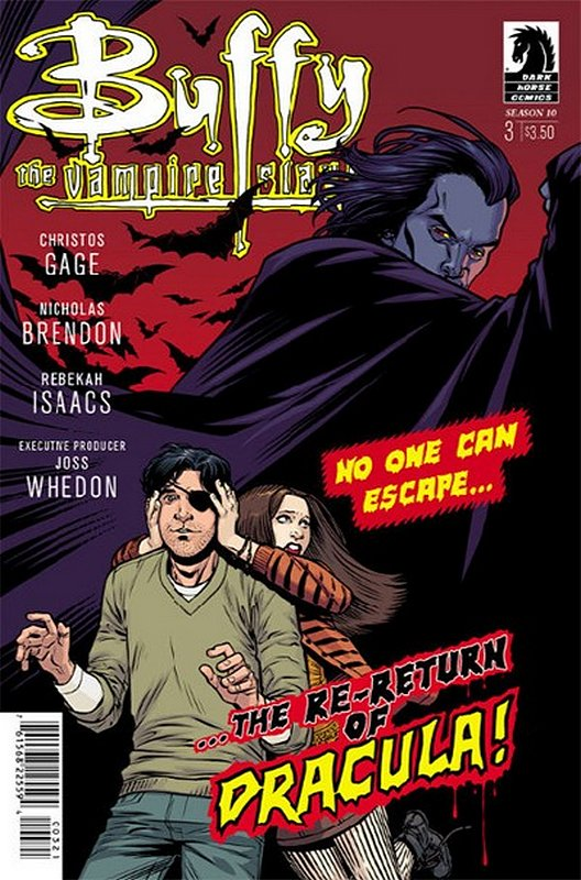 Cover of Buffy the Vampire Slayer: Season 10 #3. One of 250,000 Vintage American Comics on sale from Krypton!