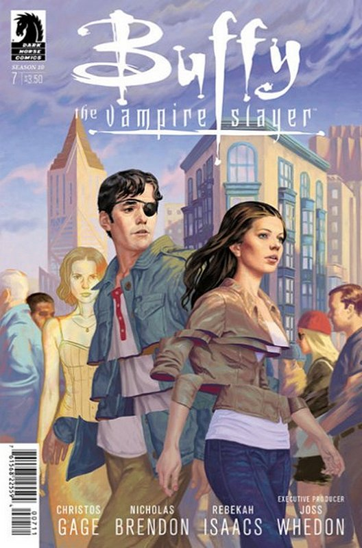 Cover of Buffy the Vampire Slayer: Season 10 #7. One of 250,000 Vintage American Comics on sale from Krypton!