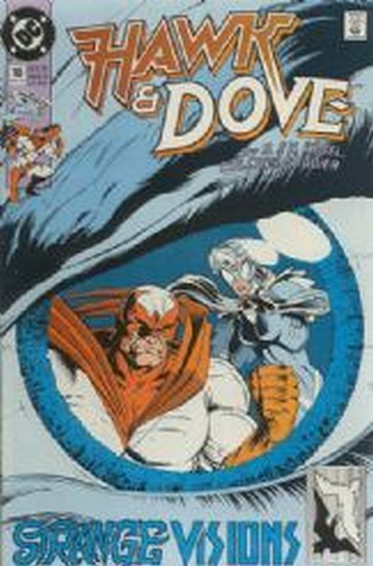 Cover of Hawk & Dove (Vol 2) The #10. One of 250,000 Vintage American Comics on sale from Krypton!