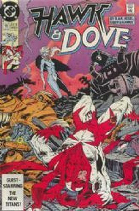 Cover of Hawk & Dove (Vol 2) The #11. One of 250,000 Vintage American Comics on sale from Krypton!