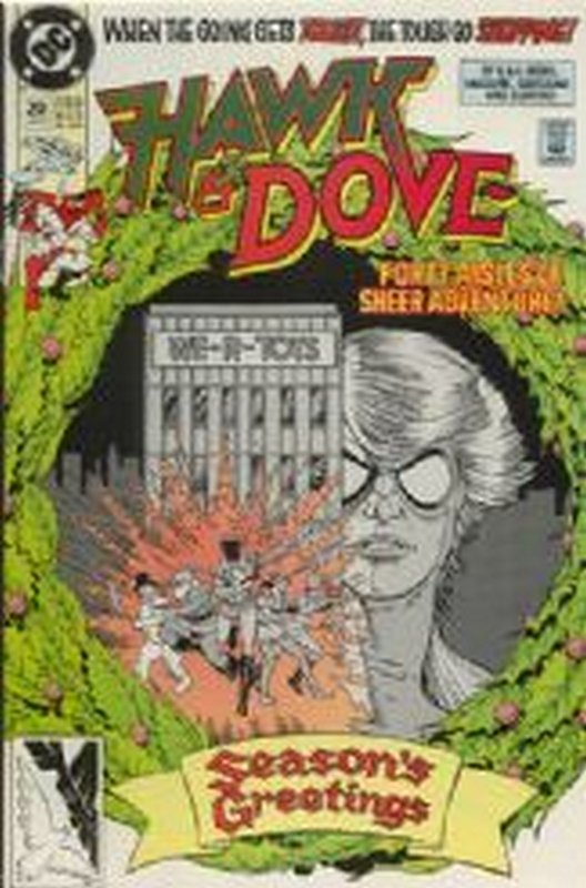 Cover of Hawk & Dove (Vol 2) The #20. One of 250,000 Vintage American Comics on sale from Krypton!