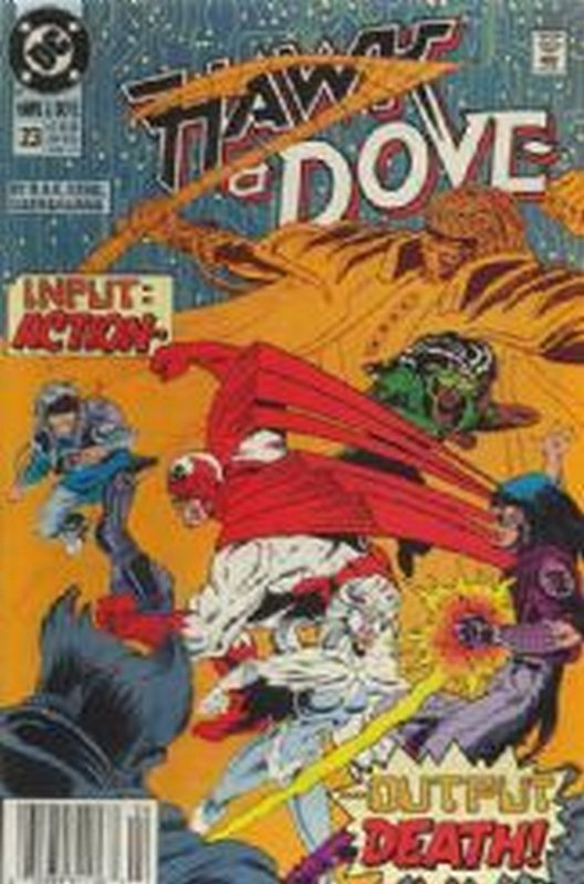 Cover of Hawk & Dove (Vol 2) The #23. One of 250,000 Vintage American Comics on sale from Krypton!