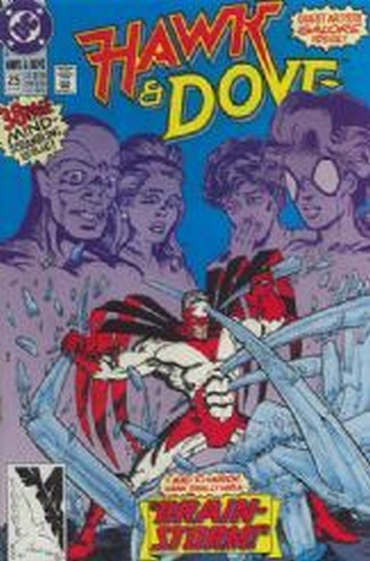 Cover of Hawk & Dove (Vol 2) The #25. One of 250,000 Vintage American Comics on sale from Krypton!