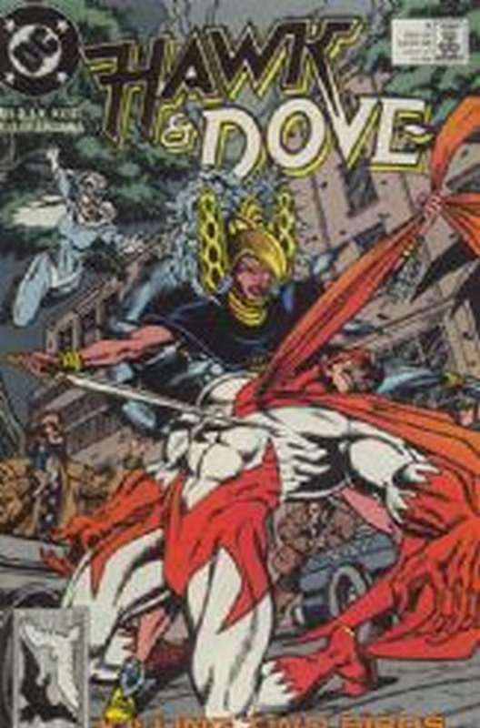 Cover of Hawk & Dove (Vol 2) The #3. One of 250,000 Vintage American Comics on sale from Krypton!