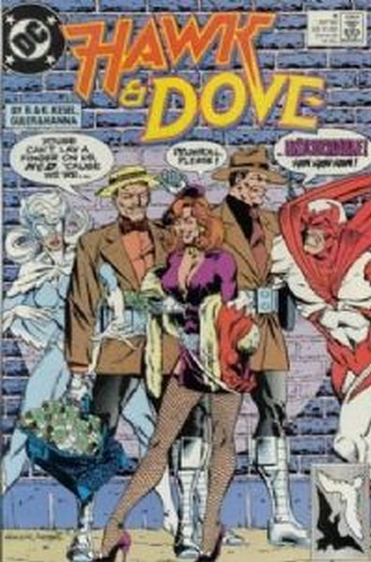 Cover of Hawk & Dove (Vol 2) The #4. One of 250,000 Vintage American Comics on sale from Krypton!