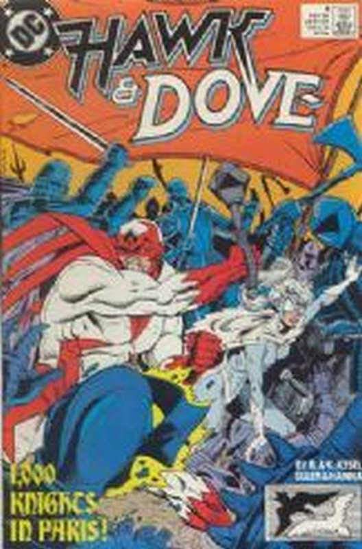 Cover of Hawk & Dove (Vol 2) The #6. One of 250,000 Vintage American Comics on sale from Krypton!