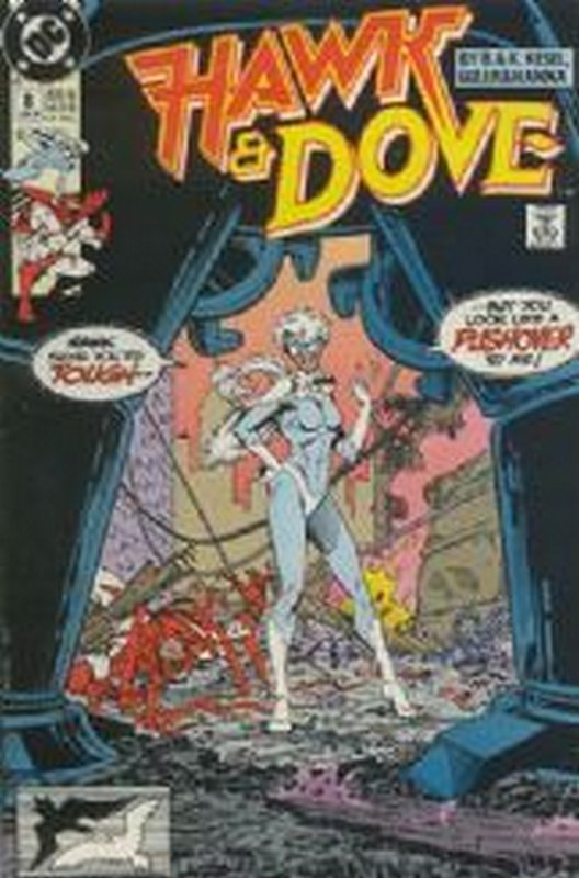 Cover of Hawk & Dove (Vol 2) The #8. One of 250,000 Vintage American Comics on sale from Krypton!