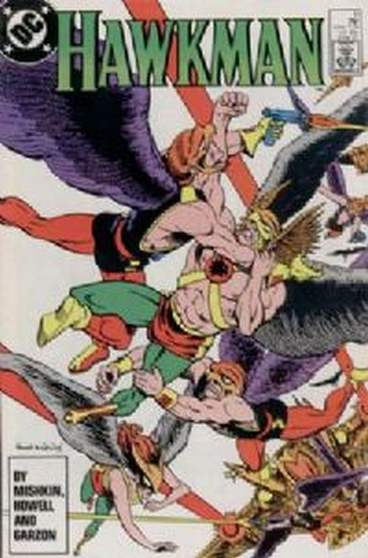Cover of Hawkman (Vol 2) #11. One of 250,000 Vintage American Comics on sale from Krypton!
