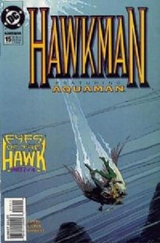 Cover of Hawkman (Vol 3) #15. One of 250,000 Vintage American Comics on sale from Krypton!