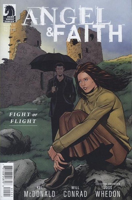 Cover of Angel & Faith: Season 10 #15. One of 250,000 Vintage American Comics on sale from Krypton!