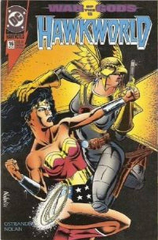 Cover of Hawkworld (Vol 1) #16. One of 250,000 Vintage American Comics on sale from Krypton!