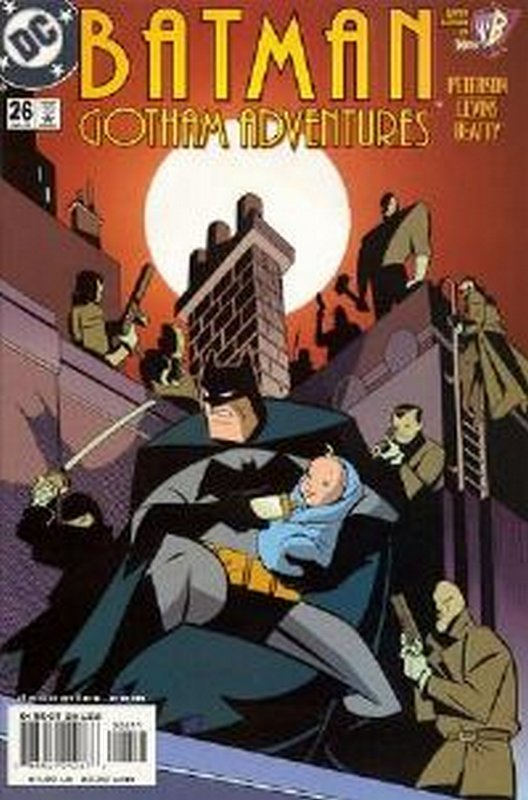 Cover of Batman: Gotham Adventures (Vol 1) #26. One of 250,000 Vintage American Comics on sale from Krypton!