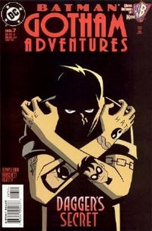 Cover of Batman: Gotham Adventures (Vol 1) #7. One of 250,000 Vintage American Comics on sale from Krypton!