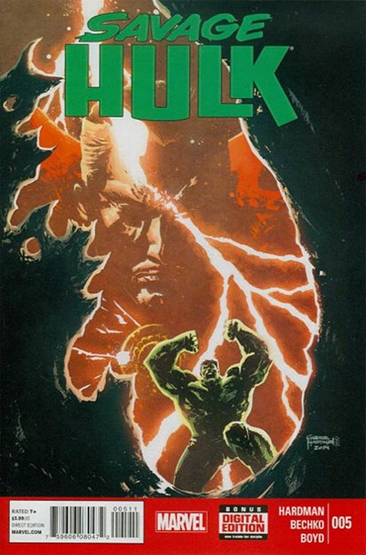 Cover of Savage Hulk (Vol 1) #5. One of 250,000 Vintage American Comics on sale from Krypton!