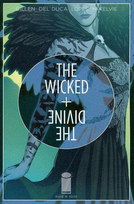 Cover of Wicked & Divine (Vol 1) #16. One of 250,000 Vintage American Comics on sale from Krypton!