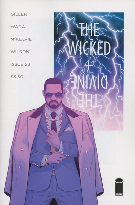 Cover of Wicked & Divine (Vol 1) #23. One of 250,000 Vintage American Comics on sale from Krypton!