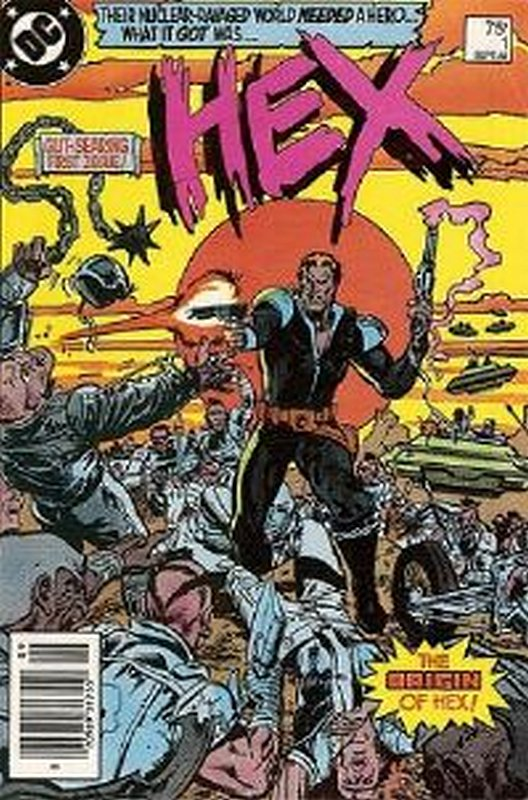 Cover of Hex (Vol 1) #1. One of 250,000 Vintage American Comics on sale from Krypton!