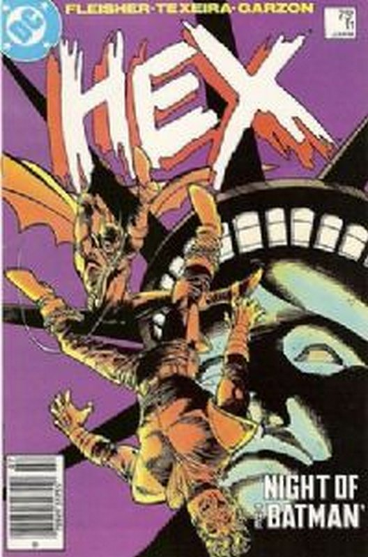 Cover of Hex (Vol 1) #11. One of 250,000 Vintage American Comics on sale from Krypton!