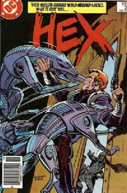 Cover of Hex (Vol 1) #2. One of 250,000 Vintage American Comics on sale from Krypton!