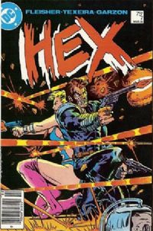 Cover of Hex (Vol 1) #7. One of 250,000 Vintage American Comics on sale from Krypton!