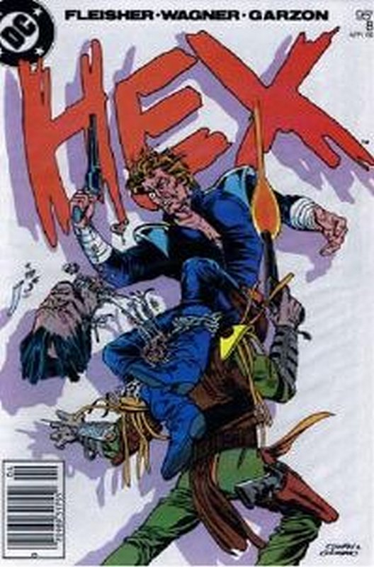 Cover of Hex (Vol 1) #8. One of 250,000 Vintage American Comics on sale from Krypton!