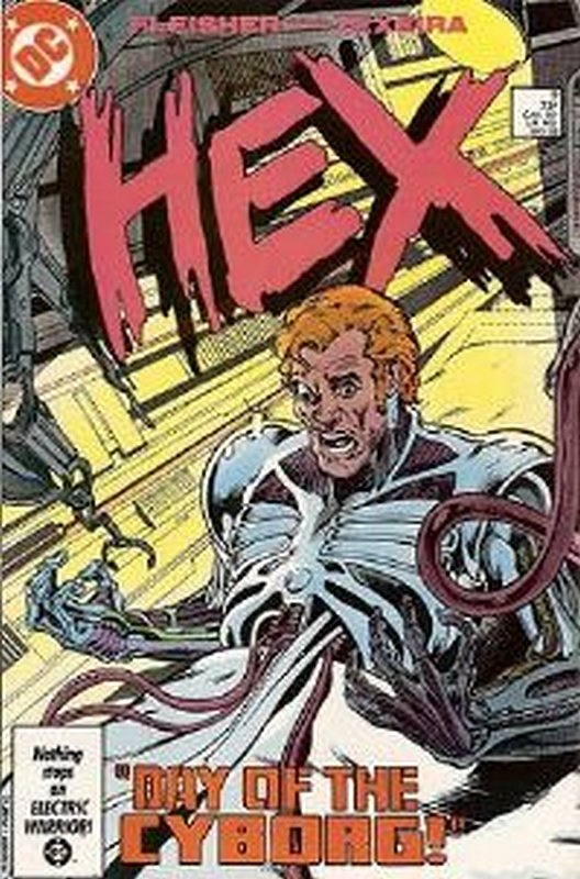 Cover of Hex (Vol 1) #9. One of 250,000 Vintage American Comics on sale from Krypton!