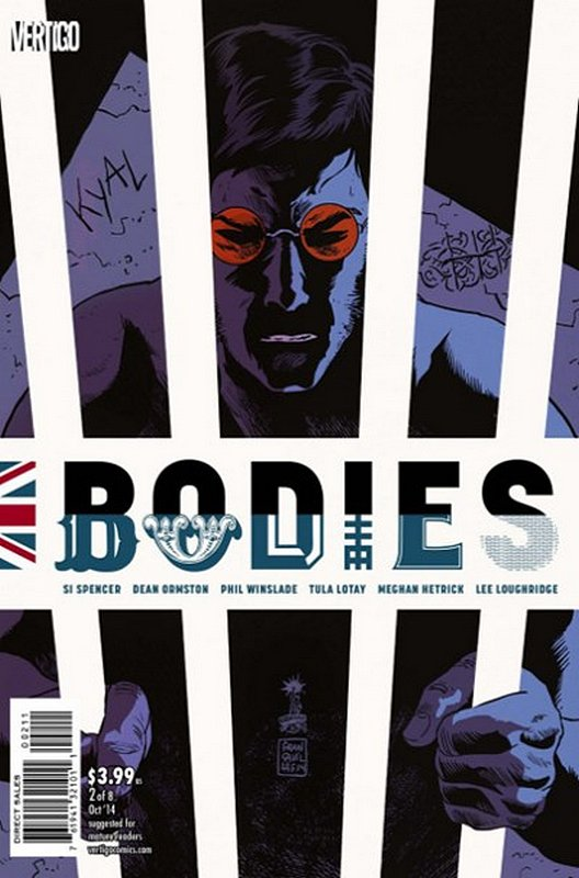 Cover of Bodies (2014 Ltd) #2. One of 250,000 Vintage American Comics on sale from Krypton!