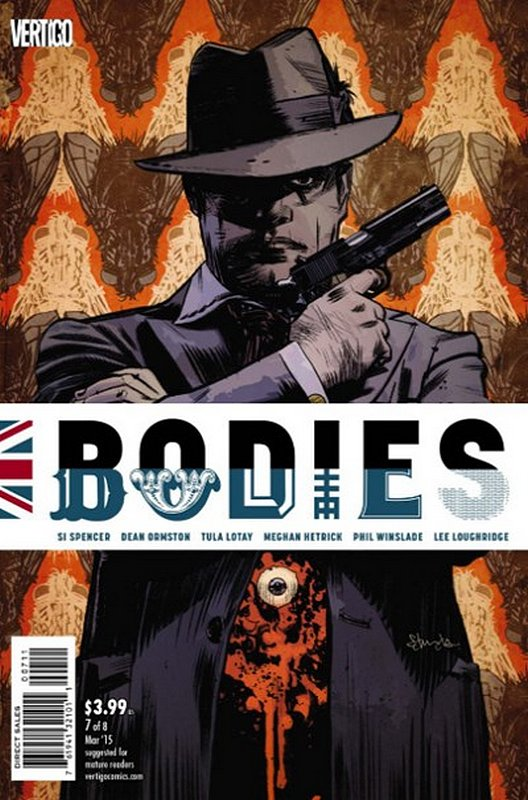 Cover of Bodies (2014 Ltd) #7. One of 250,000 Vintage American Comics on sale from Krypton!