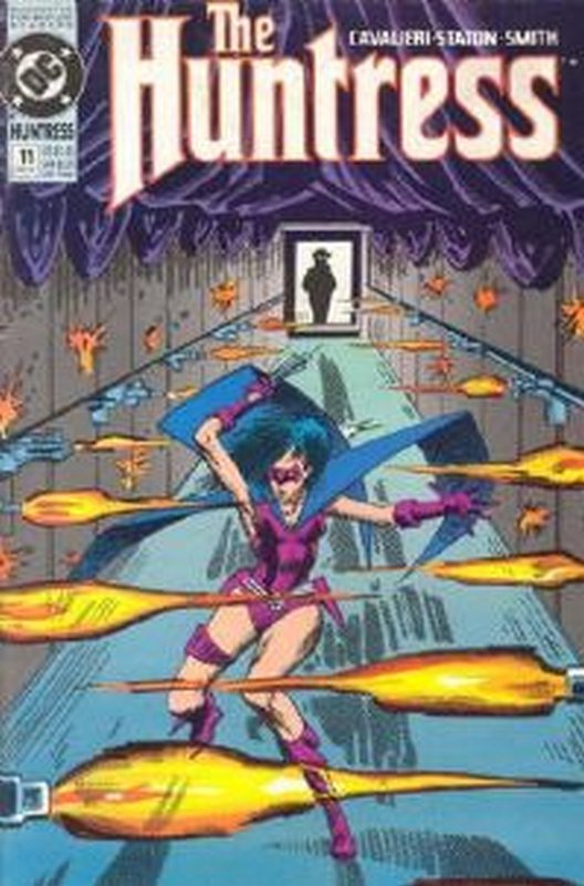 Cover of Huntress (Vol 1) #11. One of 250,000 Vintage American Comics on sale from Krypton!