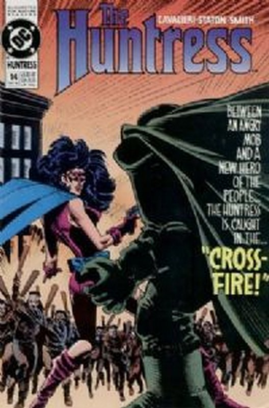 Cover of Huntress (Vol 1) #14. One of 250,000 Vintage American Comics on sale from Krypton!