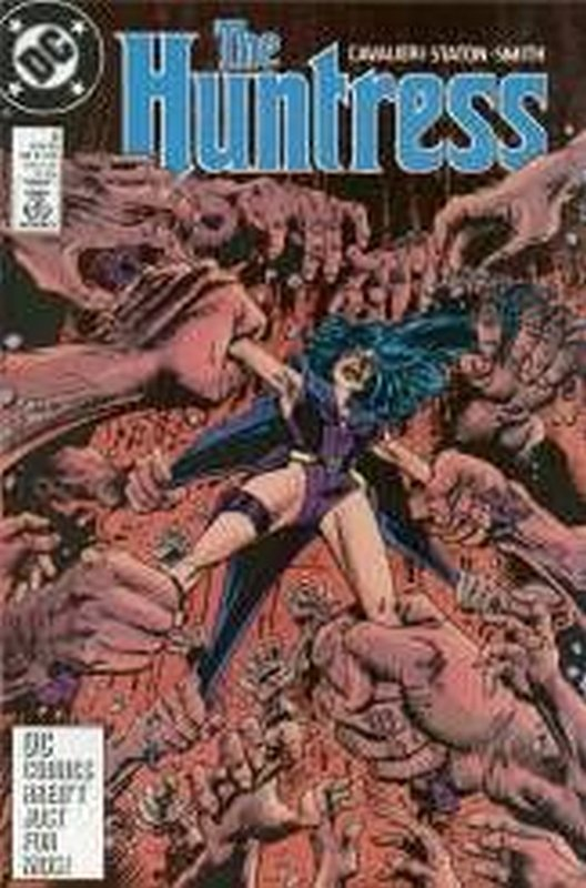 Cover of Huntress (Vol 1) #3. One of 250,000 Vintage American Comics on sale from Krypton!
