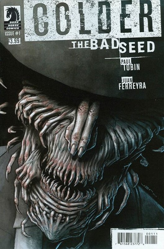 Cover of Colder: Bad Seed (2014 Ltd) #1. One of 250,000 Vintage American Comics on sale from Krypton!