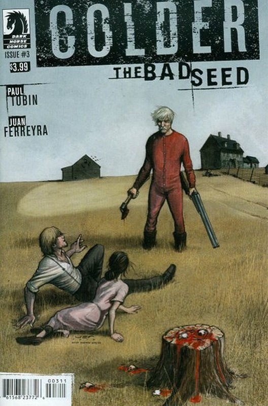Cover of Colder: Bad Seed (2014 Ltd) #3. One of 250,000 Vintage American Comics on sale from Krypton!