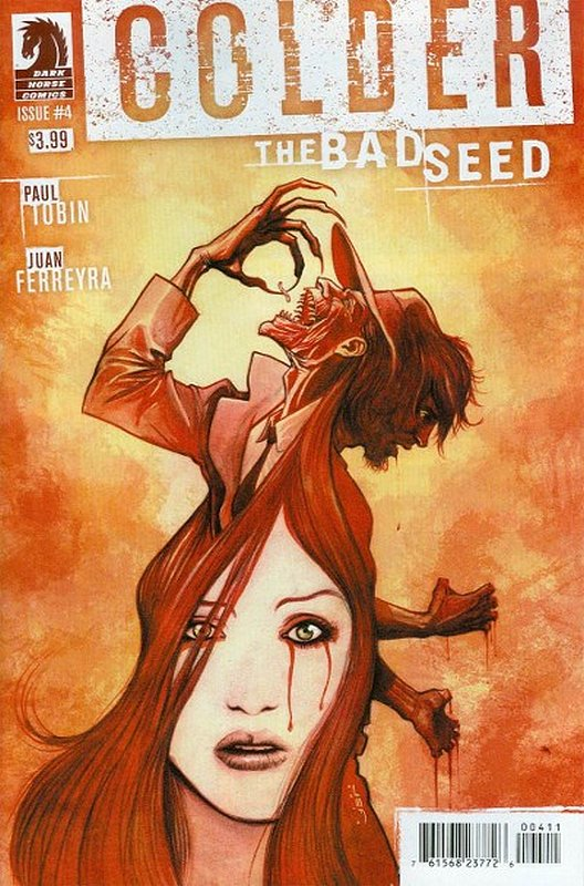 Cover of Colder: Bad Seed (2014 Ltd) #4. One of 250,000 Vintage American Comics on sale from Krypton!