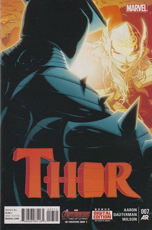 Cover of Thor (Vol 4) #7. One of 250,000 Vintage American Comics on sale from Krypton!