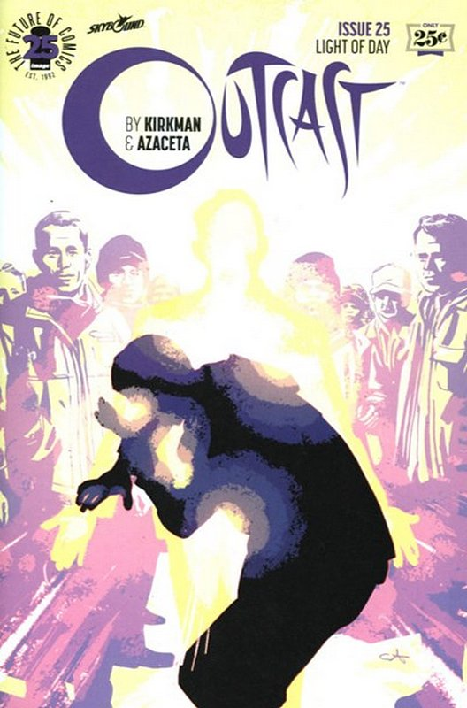 Cover of Outcast (Image) (Vol 1) #25. One of 250,000 Vintage American Comics on sale from Krypton!