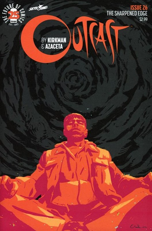 Cover of Outcast (Image) (Vol 1) #26. One of 250,000 Vintage American Comics on sale from Krypton!
