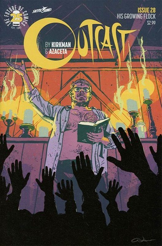Cover of Outcast (Image) (Vol 1) #28. One of 250,000 Vintage American Comics on sale from Krypton!