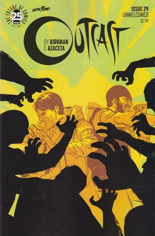 Cover of Outcast (Image) (Vol 1) #29. One of 250,000 Vintage American Comics on sale from Krypton!