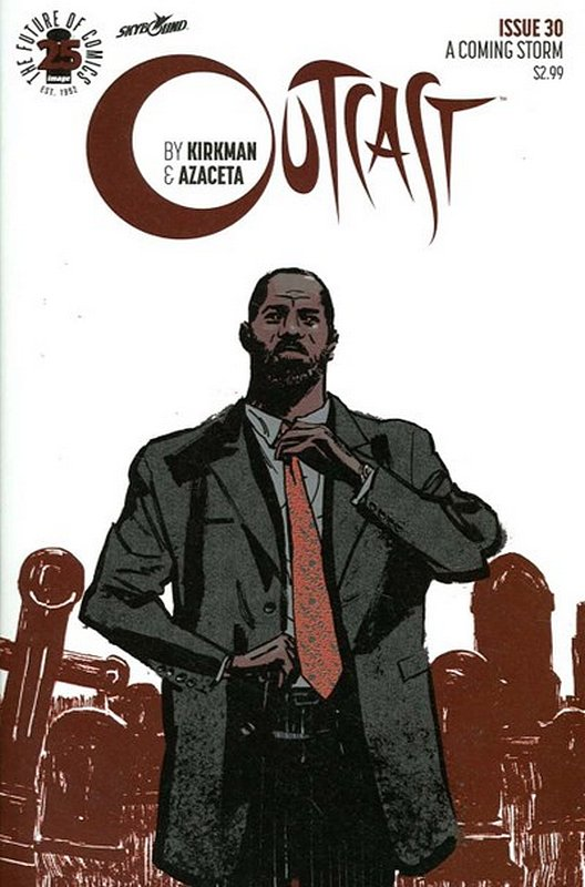 Cover of Outcast (Image) (Vol 1) #30. One of 250,000 Vintage American Comics on sale from Krypton!