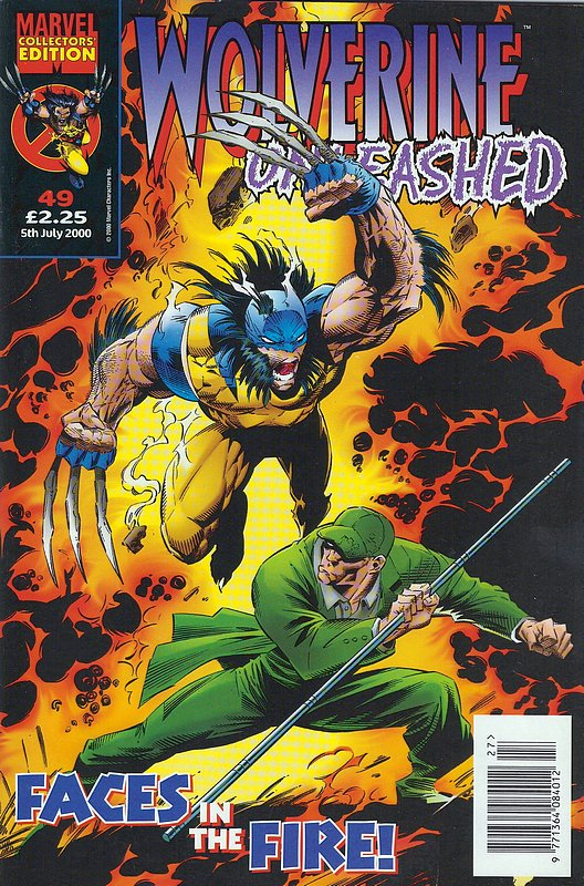 Cover of Wolverine Unleashed (Vol 1) (UK) #49. One of 250,000 Vintage American Comics on sale from Krypton!