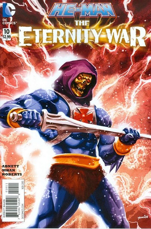 Cover of He-Man: Eternity War (Vol 1) #10. One of 250,000 Vintage American Comics on sale from Krypton!