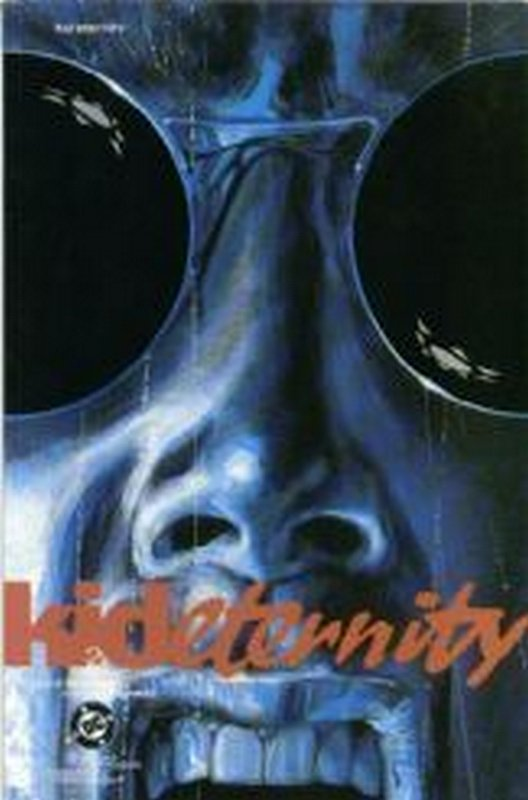 Cover of Kid Eternity (Ltd 1991) #2. One of 250,000 Vintage American Comics on sale from Krypton!
