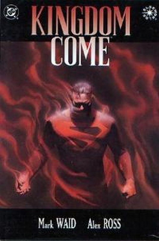 Cover of Kingdom Come (1996 Ltd) #4. One of 250,000 Vintage American Comics on sale from Krypton!