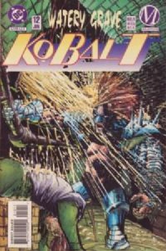 Cover of Kobalt (Vol 1) #12. One of 250,000 Vintage American Comics on sale from Krypton!