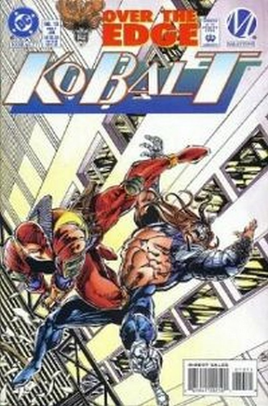 Cover of Kobalt (Vol 1) #13. One of 250,000 Vintage American Comics on sale from Krypton!