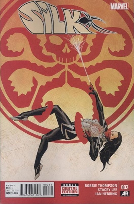 Cover of Silk (Vol 1) (Marvel) #2. One of 250,000 Vintage American Comics on sale from Krypton!
