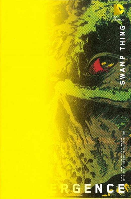 Cover of Convergence: Swamp Thing (2015 Ltd) #2. One of 250,000 Vintage American Comics on sale from Krypton!