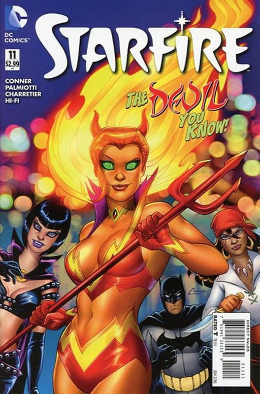 Cover of Starfire (Vol 1) #11. One of 250,000 Vintage American Comics on sale from Krypton!